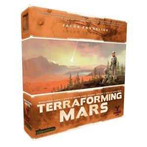 Terraforming Mars, di Jacob Fryxelius e edito da Intrafin