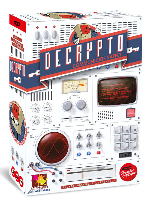 Decrypto - Party game