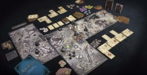 Harry Potter Miniatures Adventure Game - Scenario di gioco