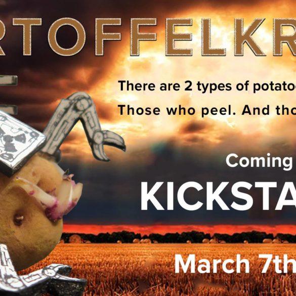 Kartoffelkrieg - Il gioco delle patate meccanizzate