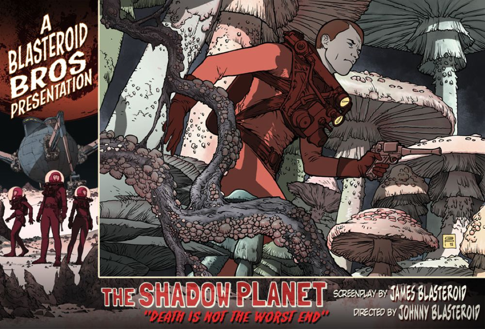 The Shadow Planet - Death is not the worst end