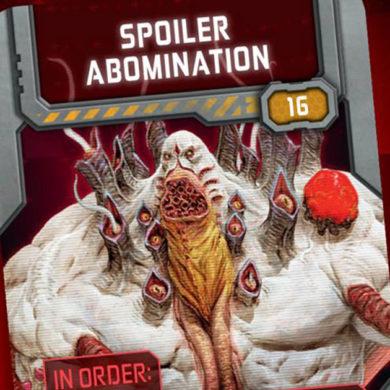 Zombicide Invader - Abominio delle Spore