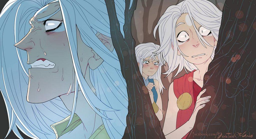 Deva A Tale of Gods - Siong e Mei scoprono un terribile segreto