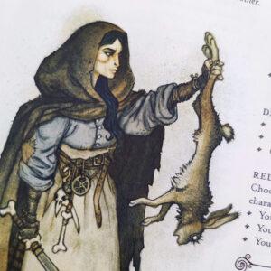 Vaesen Nordic Horror Roleplaying - Personaggi